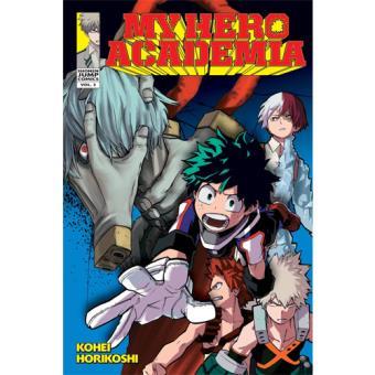 My Hero Academia - Book 3