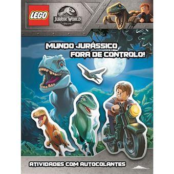 LEGO Jurassic World: Mundo Jurássico Fora de Controlo!