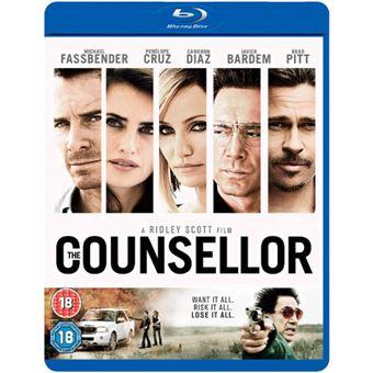 Counselor - Blu-ray Importação