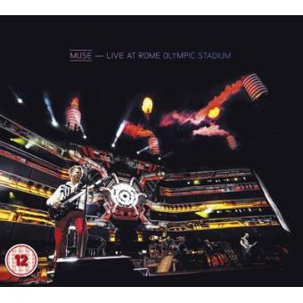 Live at Rome Olympic Stadium (CD+BD)