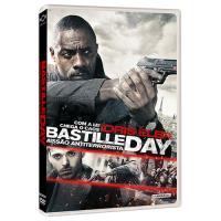Bastille Day - Missão Antiterrorista (DVD)