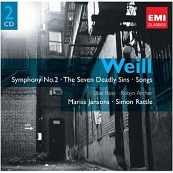 Symphony No.2/seven Deadl