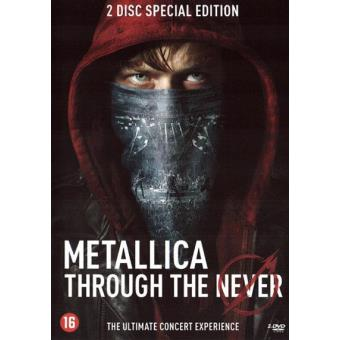 Through the Never (Special Edition 2DVD)