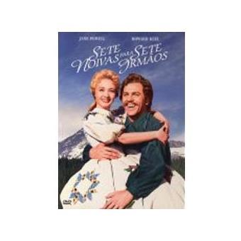 Sete Noivas para Sete Irmãos - DVD
