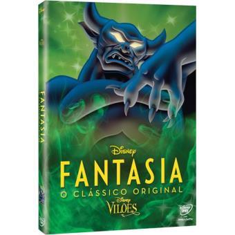 Vilões Disney- Fantasia