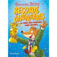 Geronimo Stilton: Recorde de Gargalhadas