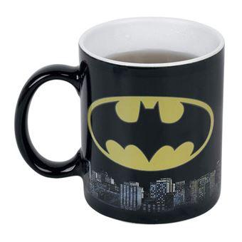 Caneca Termosensível Batman Logo