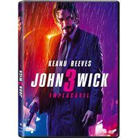 John Wick 3: Implacável - DVD