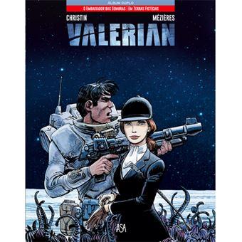 Valérian - Livro 4: O Embaixador das Sombras - Em Terras Fictícias