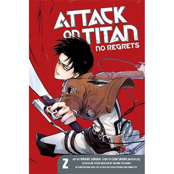 Attack on Titan - No Regrets - Volume 2