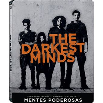 Mentes Poderosas - Edição Steelbook - Exclusivo Fnac - Blu-ray