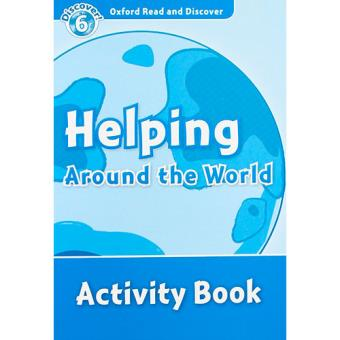Helping Around the World - Activity Book - Level 6 - Livros - Ni ... ed55d6a0ed