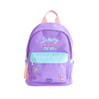 Mochila Mr. Wonderful - So Many Fun Things to Do