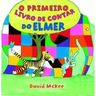 O Primeiro Livro de Contar do Elmer