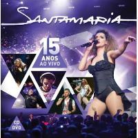 Santamaria – 15 Anos ao vivo (CD+DVD)