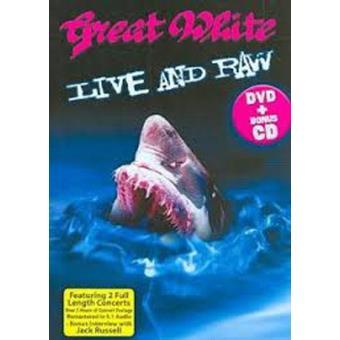 Live & Raw (DVD+CD)