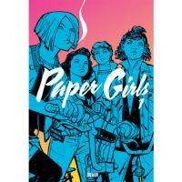 Paper Girls - Livro 1