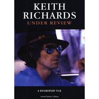 UNDER REVIEW-KEITH RICHARDS (DVD)(I