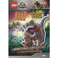 LEGO Jurassic World: Aventuras Jurássicas