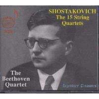 15 String Quartets