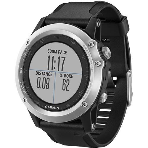 8ba5120a276 Relógio Garmin fēnix 3 HR - Prata - Relógios Desporto - Compra na Fnac.pt