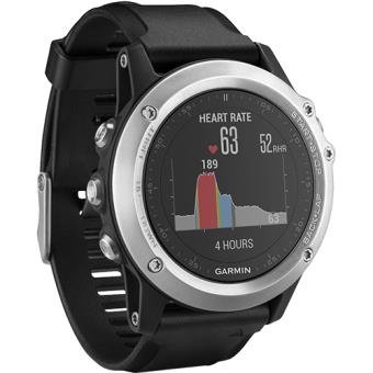 f4caf5ee1fa Relógio Garmin fēnix 3 HR - Prata - Relógios Desporto - Compra na ...