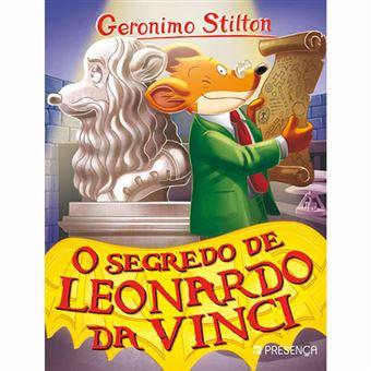 Geronimo Stilton: O Segredo de Leonardo da Vinci