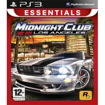 Midnight Club: Los Angeles Essentials PS3