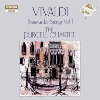 Sonatas For Strings Vol.1