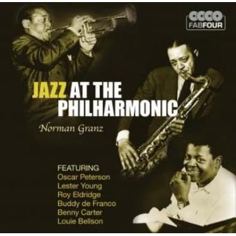Jazz at the Philharmonic (4CD)