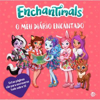 Enchantimals: O Meus Diário Encantado