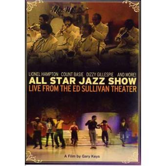 All Star Jazz Show (dvd)(imp)