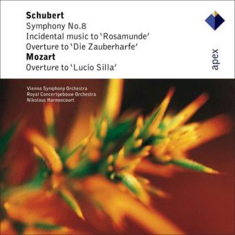 Schubert & Mozart: Orchestral Works - CD