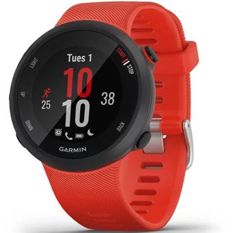 Relógio Desporto Garmin Forerunner 45 - 42mm - Vermelho Lava