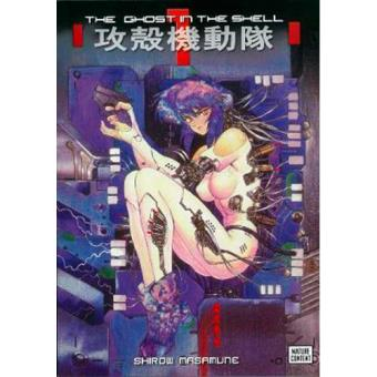 Ghost tn the Shell - Book 1