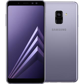 Smartphone Samsung Galaxy A8 - A530F - Cinzento Orquídea