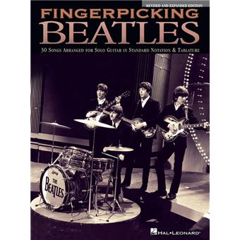 Fingerpicking Beatles & Expanded Edition (Songbook)