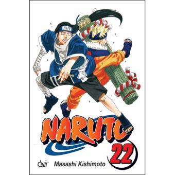 Naruto - Livro 22: Transferência
