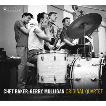 Chet Baker - Gerry Mulligan Original Quartet - 2CD