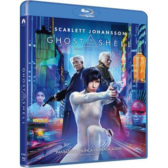 Ghost in the Shell: Agente do Futuro (Blu-ray)