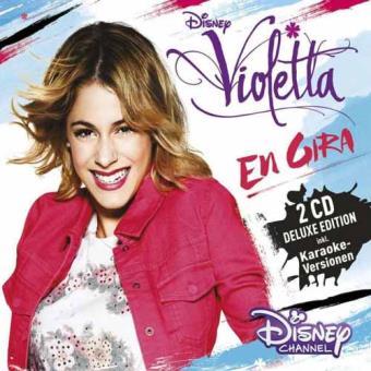 Violetta: En Gira - Staffel 3 Volume 1 (Deluxe Edition)
