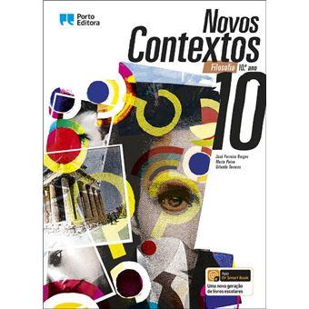 Novos Contextos - Manual de Filosofia - 10º Ano