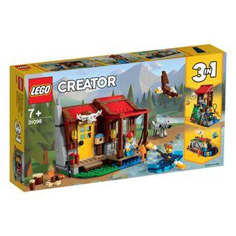 LEGO Creator 31098 Cabana de Férias no Interior