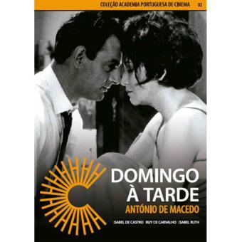 Domingo à Tarde (DVD)