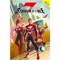 Striker Force 7 - Livro 2