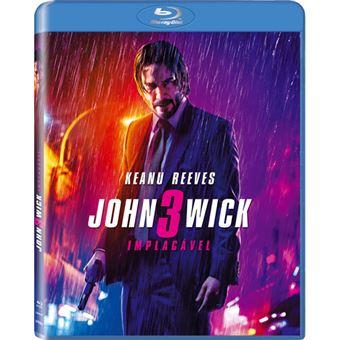 John Wick 3: Implacável - Blu-ray
