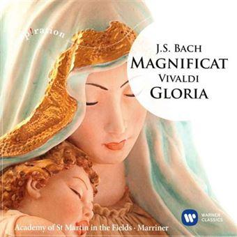 Johann Sebastian Bach: Magnificat - CD