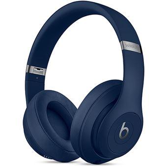 Auscultadores Bluetooth Beats Studio3 Wireless com Noise-Cancelling - Azul