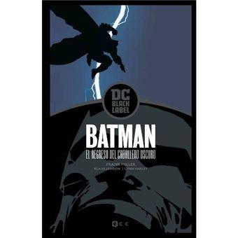 Batman-el regreso del caballero osc
