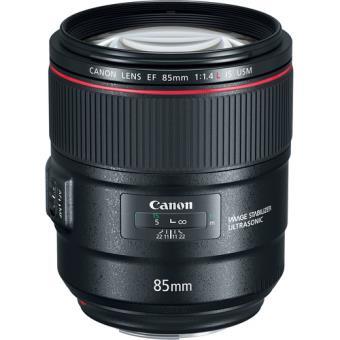Objetiva Canon EF 85mm f/1.4L IS USM